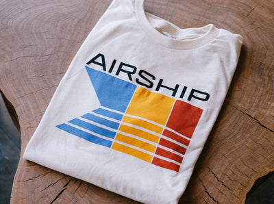 Airship Arrow Tee
