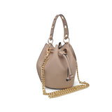 Serafina Bucket Bag (Natural)