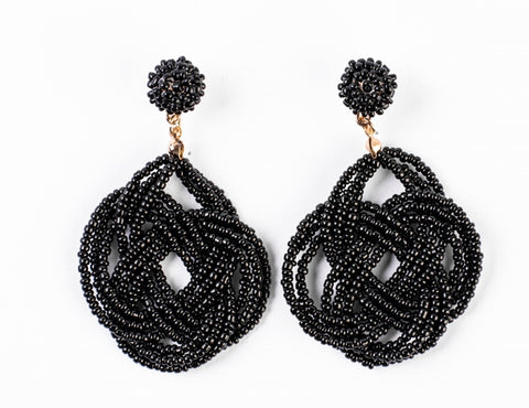 Casey Beaded Earrings