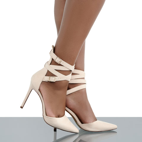 Angie Pointy Toe Heel