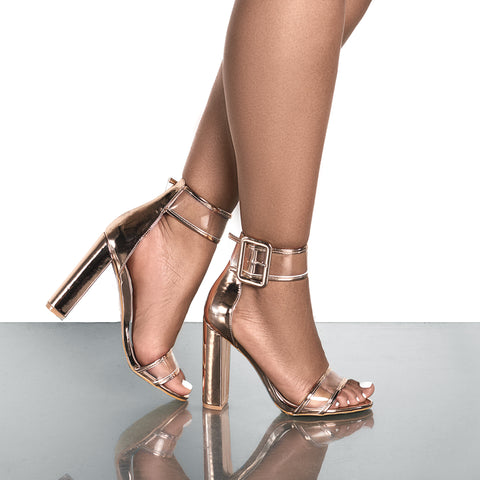 Leela Block Heel Sandal-FINAL SALE