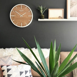 Skog Silent Sweep Wall Clock 50cm