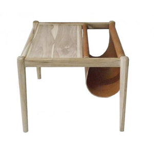 Marvin Side Table Tan