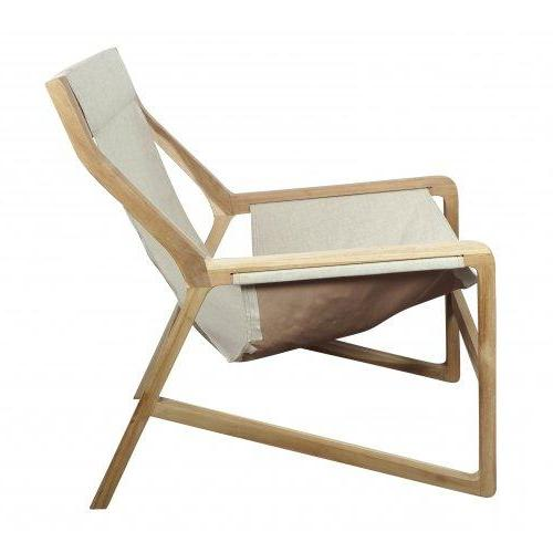 Bowie Chair - Natural Linen