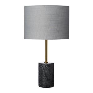 Sadie Table Lamp - Grey