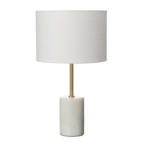 Sadie Table Lamp - White