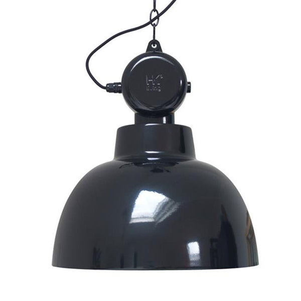 Factory Lamp - Black