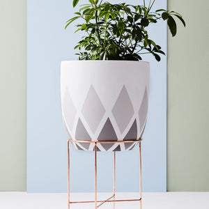 Harlequin Pot