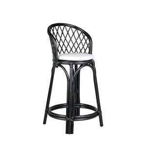 Ziggy Bar Stool - Black