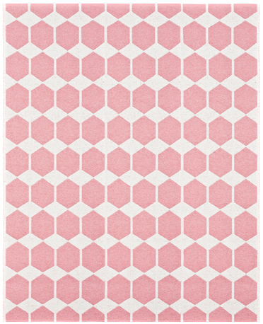 ANNA RUG - PINK ( INDOOR / OUTDOOR )