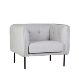 Eadie Armchair - Cool Grey