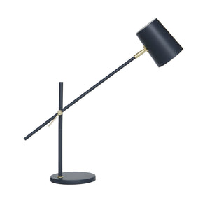 Austin Table Lamp - Charcoal