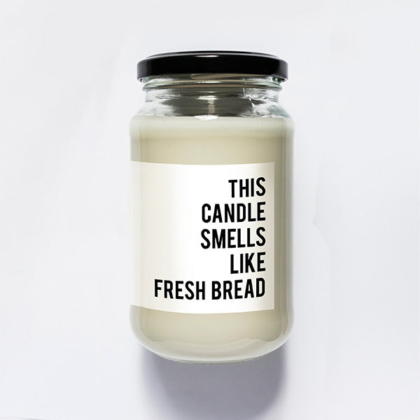 Fresh Bread Soy Candle