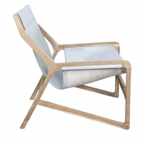 Bowie Chair - Pale Grey