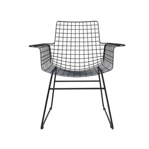 Wing Wire Dinning Chair
