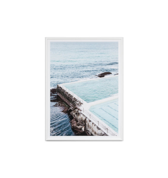 Bondi View Framed Print