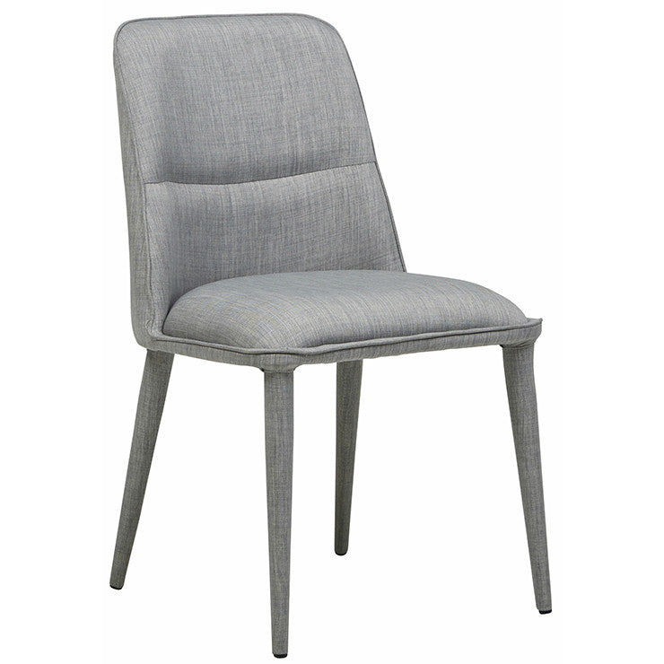 Charlie Dining Chair - Cool Grey