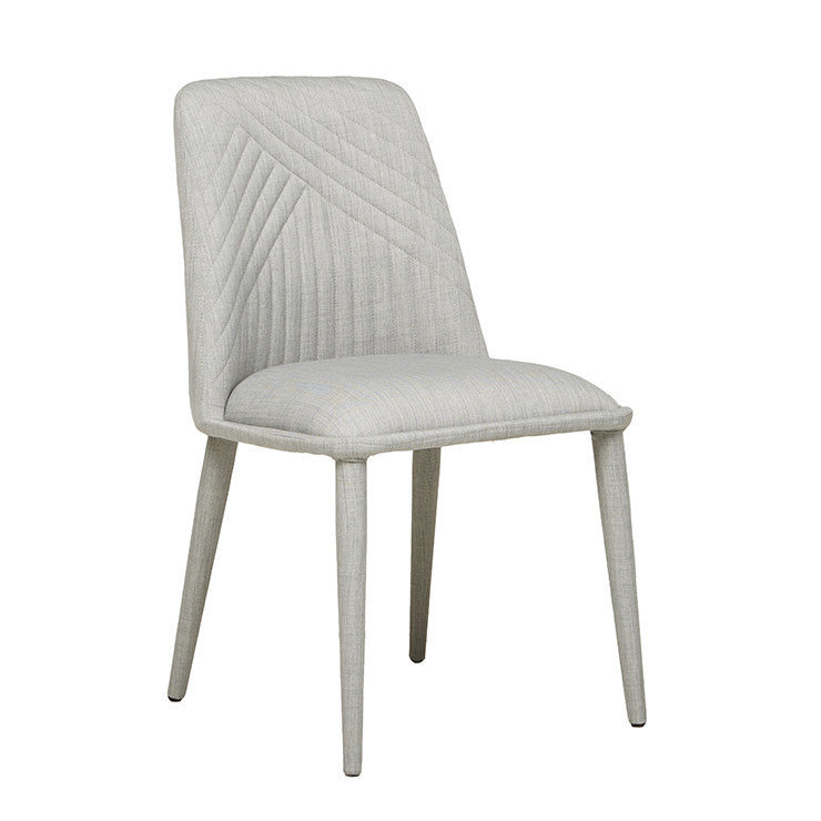 Elliot Dining Chair - Cool Grey