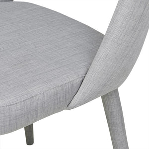 Lyla Dining Chair - Cool Grey