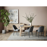 Millie Dining Chair - Fossil Grey