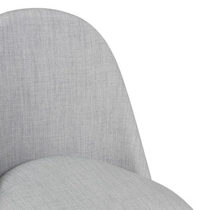 Millie Dining Chair - Cool Grey