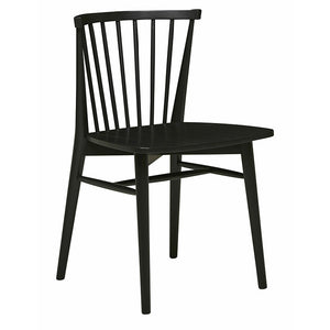 Sketch Requin Dining Chair - Charcoal