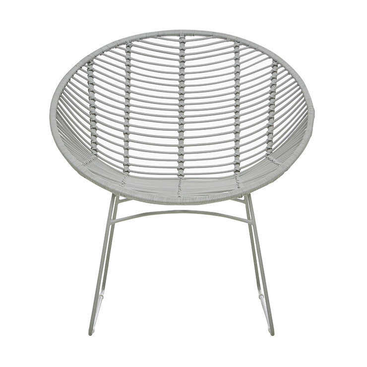 Tango Leaf Occasional Chair - Pigeon Rattan