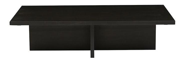 Aiden Rectangular Coffee Table - Charcoal