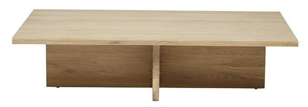 Aiden Rectangular Coffee Table - Natural Oak
