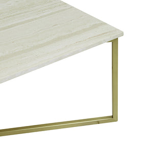 Elle Luxe Rectangular Coffee Table
