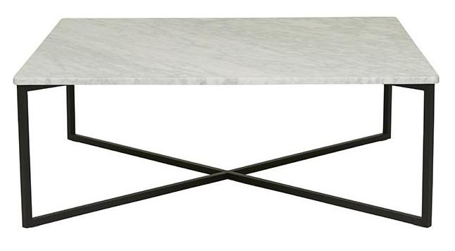 Elle Luxe Square Coffee Table