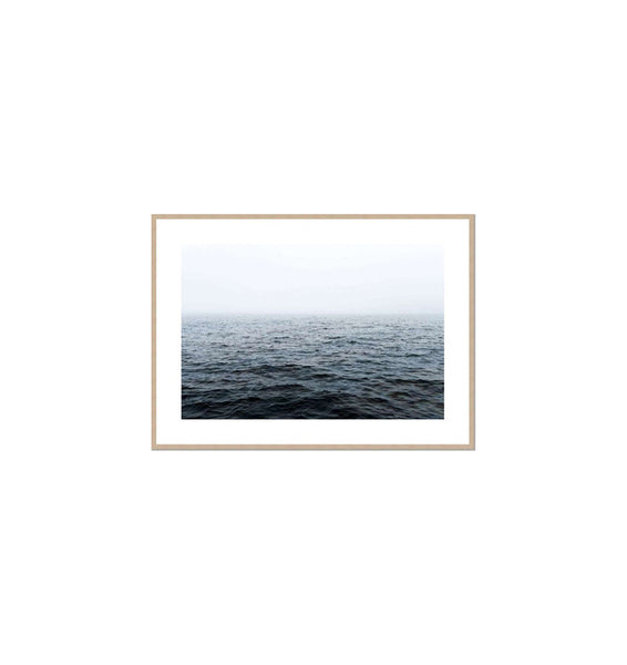 Ocean Breeze II Framed Print