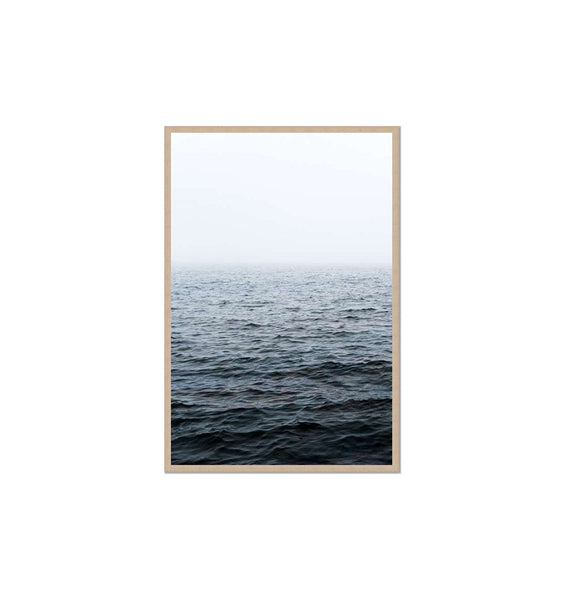 Ocean Breeze Framed Print