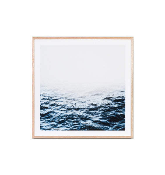 Distant Waters Framed Print