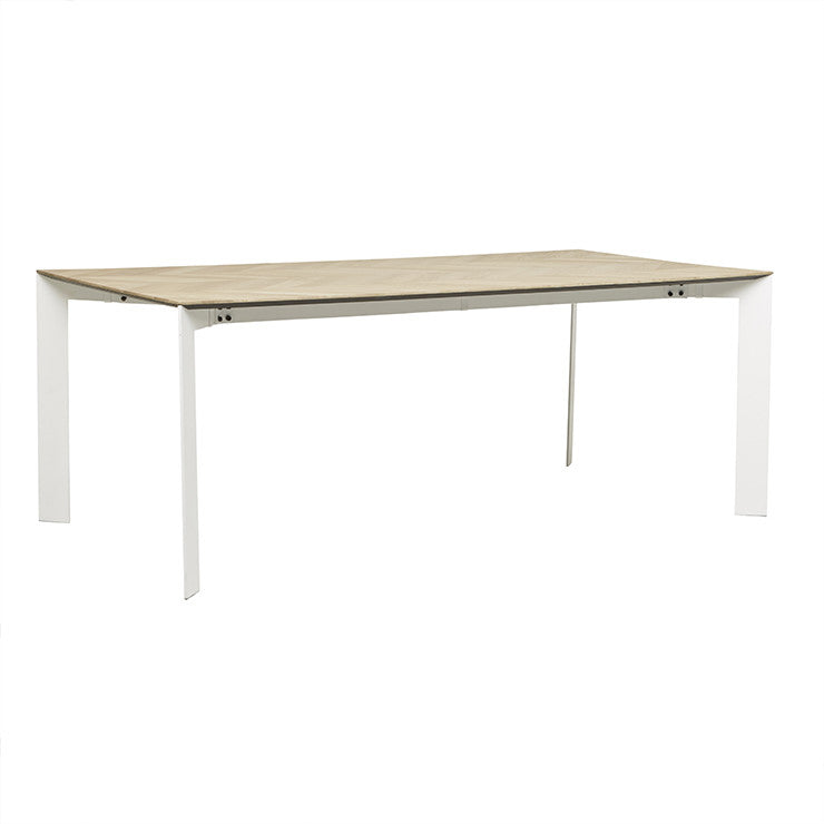 Henley Dining Table - White