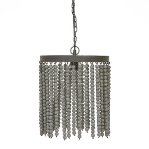 Balthazar Beaded Small Pendant