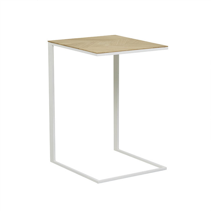 Henley Chevron Occasional Table
