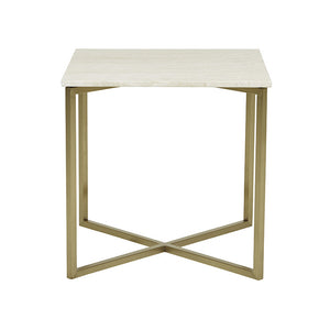 Elle Luxe Square Side Table