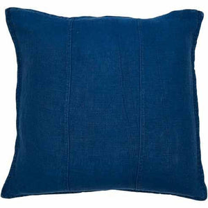 Luca Linen Cushion Indigo
