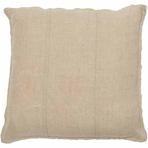Luca Linen Cushion Natural