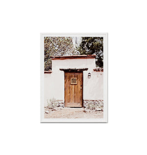 Mexican Entrance Framed Print