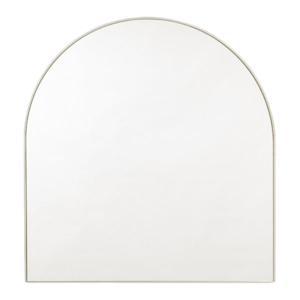 Bjorn Arch Mirror - Dove Grey