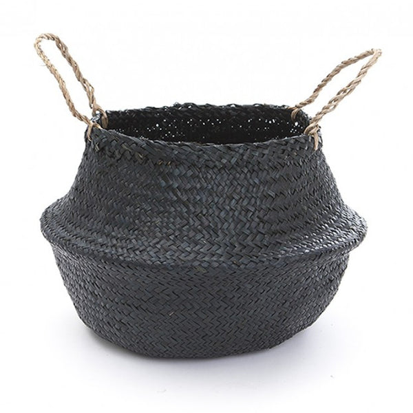 BELLY BASKET - BLACK LARGE