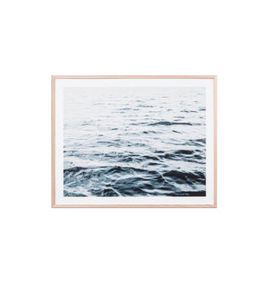 Open Water Framed Print