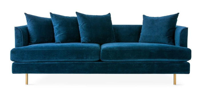Gus Margot Sofa - Velvet Midnight