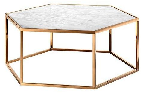 Elle Hexagon Coffee Table