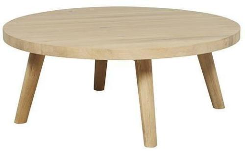 Linea Round Coffee Table