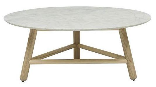 Sloan Tri Marble Coffee Table