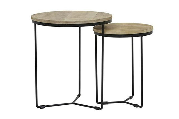 Flinders Round Side Tables