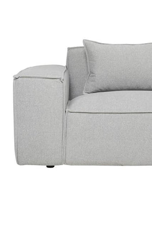 Felix Block 4 Seater Sofa - Cloud